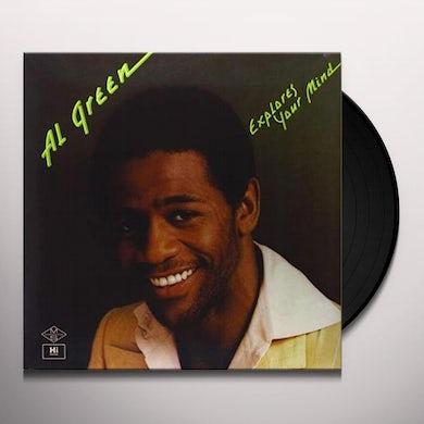 Al Green EXPLORES YOUR MIND Vinyl Record