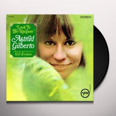Astrud Gilberto LOOK TO RAINBOW Vinyl Record