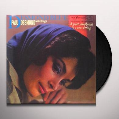 Paul Desmond DESMOND BLUE Vinyl Record
