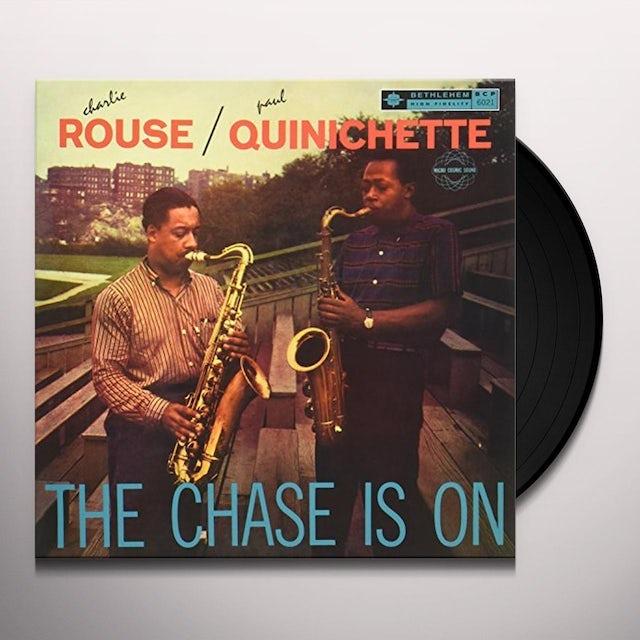 Charlie Rouse / Paul Quinichette