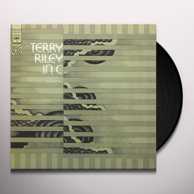 Terry Riley IN C Vinyl Record