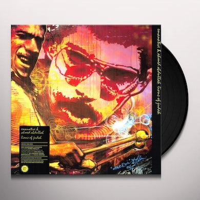 Emanative & Ahmed Abdullah LIONS OF JUDAH Vinyl Record
