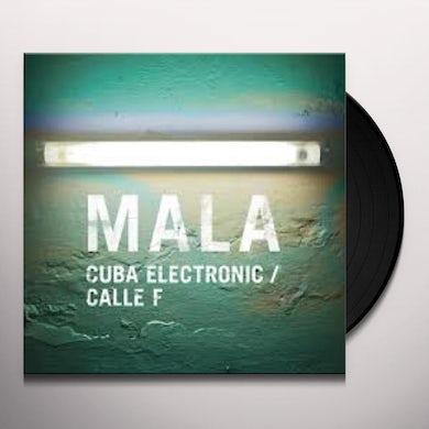 Mala CUBA ELECTRONIC / CALLE F Vinyl Record