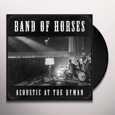 Band Of Horses ACOUSTIC AT THE RYMAN Vinyl Record