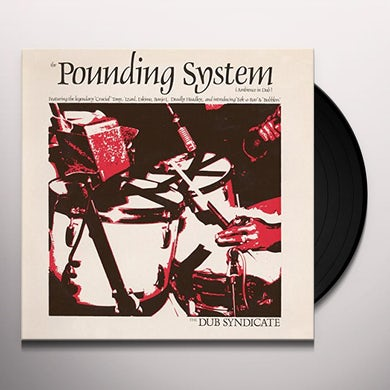 Dub Syndicate POUNDING SYSTEM Vinyl Record