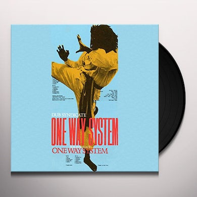 Dub Syndicate ONE WAY SYSTEM Vinyl Record