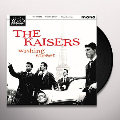 Kaisers WISHING STREET Vinyl Record