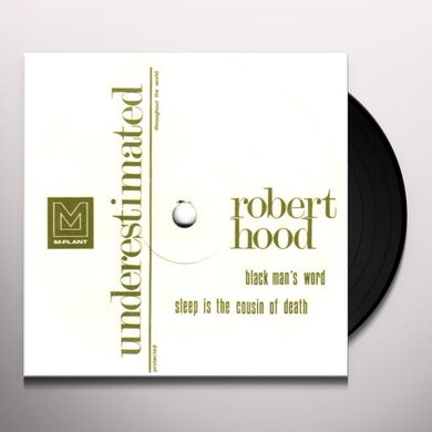 UNDERESTIMATED Vinyl Record