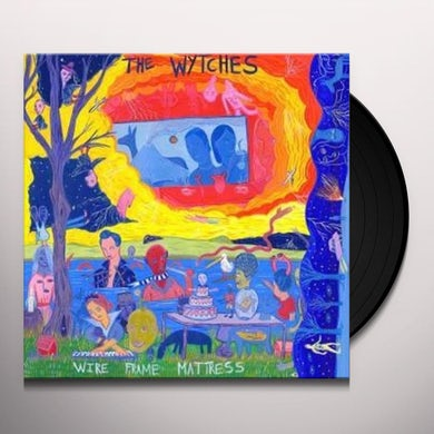 The Wytches WIRE FRAME MATTRESS Vinyl Record