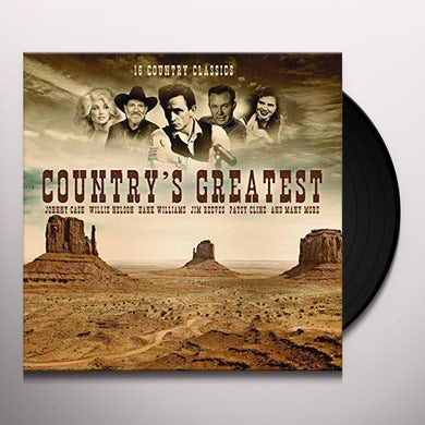 Country'S Greatest / Various Vinyl Record
