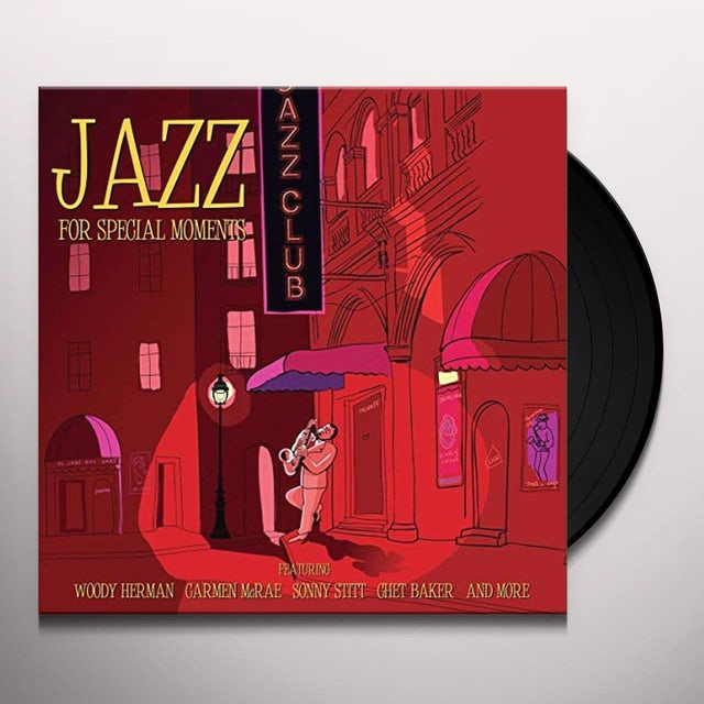 Jazz For Special Moments / Various