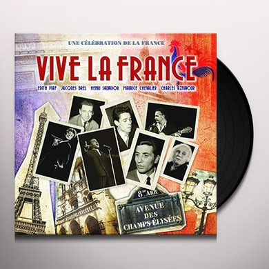Vive La France / Various Vinyl Record
