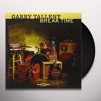 Garry Tallent BREAK TIME Vinyl Record