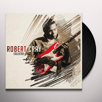 Robert Cray COLLECTED Vinyl Record