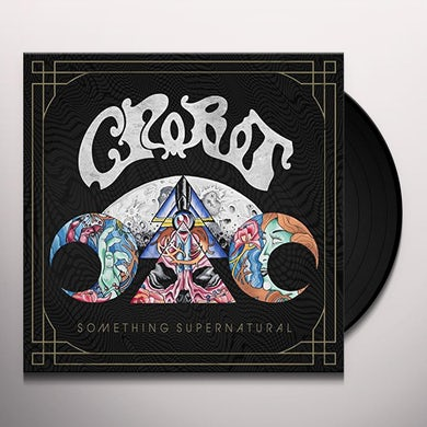 Crobot SOMETHING SUPERNATURAL Vinyl Record