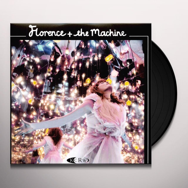 Florence and The Machine KCRW'S MORNING BECOMES ECLECTIC Vinyl Record