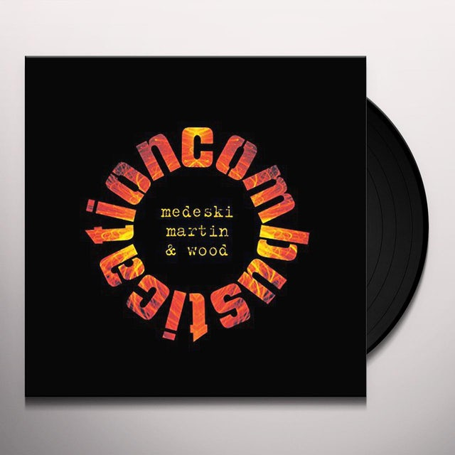 Medeski, Martin & Wood COMBUSTICATION Vinyl Record