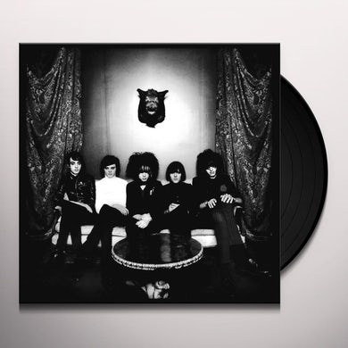 The Horrors STRANGE HOUSE Vinyl Record