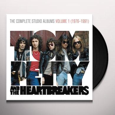 Tom Petty and the Heartbreakers The Studio Album Vinyl Collection 1976-1991 (9 LP)(Deluxe Edition) Vinyl Record