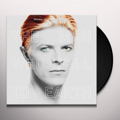 MAN WHO FELL TO EARTH / O.S.T. Vinyl Record - UK Release