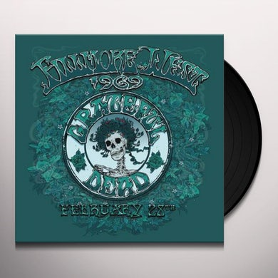 Grateful Dead Fillmore West, San Francisco, CA 2/28/69 Vinyl Record