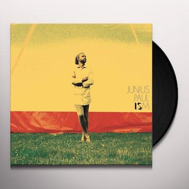 Junius Paul ISM Vinyl Record