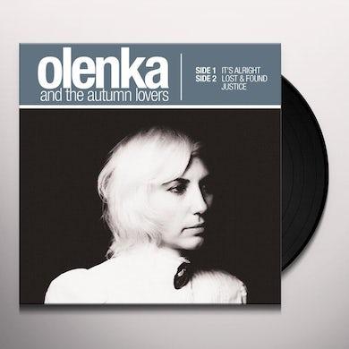 Olenka & The Autumn Lovers IT'S ALRIGHT Vinyl Record