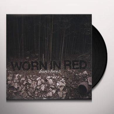 Worn In Red BANSHEES Vinyl Record