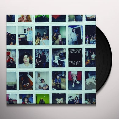 Screaming Females Singles too Vinyl Record