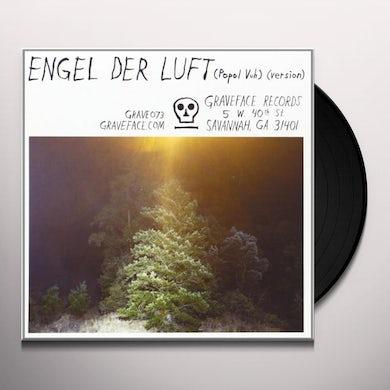 Mount Eerie WORLD HEAVES / ENGEL DER LUFT Vinyl Record