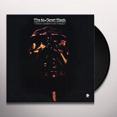 24-Carat Black GHETTO: MISFORTUNE'S WEALTH Vinyl Record