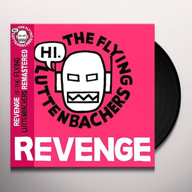 REVENGE OF THE FLYING LUTTENBACHERS Vinyl Record