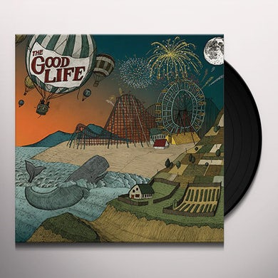 The Good Life Everybody's Coming Down Vinyl Record