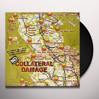 Collateral Damage / Various Vinyl Record