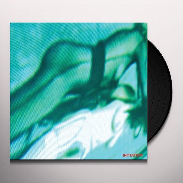 Haunted Hearts INITIATION Vinyl Record