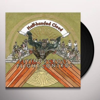 Half-Handed Cloud FLYING SCROLL FLIGHT CONTROL Vinyl Record