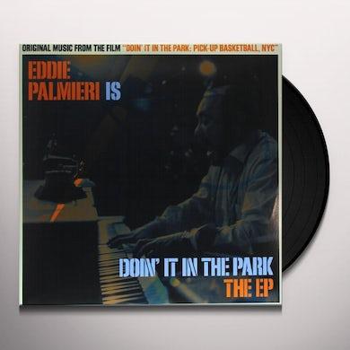 Eddie Palmieri DOIN IT IN THE PARK Vinyl Record