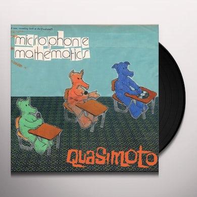 Quasimoto MICROPHONE MATHEMATICS Vinyl Record