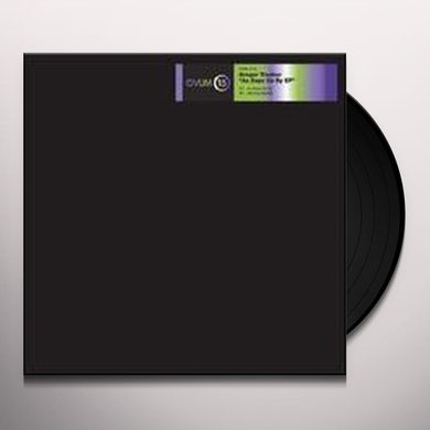 Gregor Tresher AS DAYS GO BY Vinyl Record