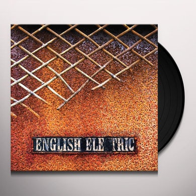 ENGLISH ELECTRIC PART TWO Vinyl Record