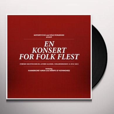 Motorpsycho EN KONSERT FOR FOLK FLEST Vinyl Record