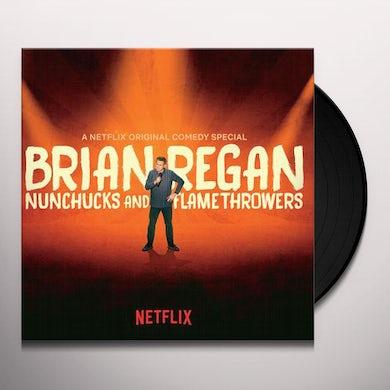 NUNCHUCKS AND FLAMETHROWERS Vinyl Record