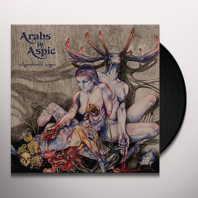 Arabs In Aspic SYNDENES MAGI Vinyl Record