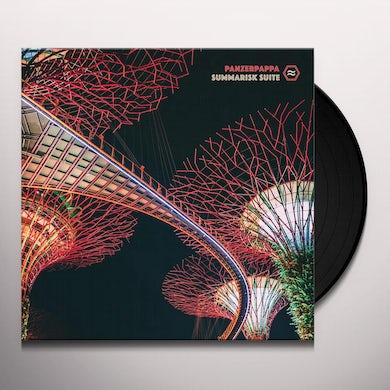 Panzerpappa SUMMARISK SUITE CD (Vinyl)