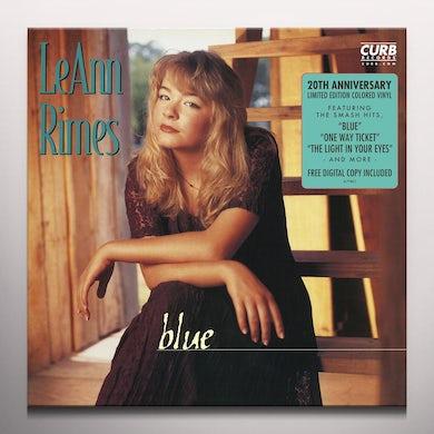 LeAnn Rimes BLUE - 20TH ANNIVERSARY EDITION Vinyl Record