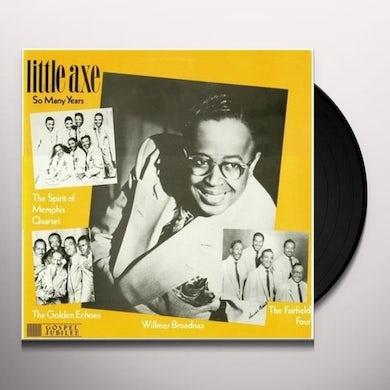 SO MANY YEARS / VARIOUS Vinyl Record