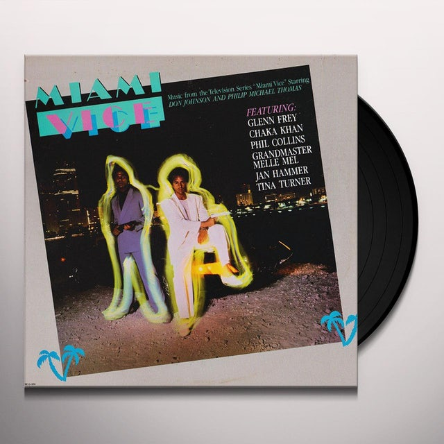 Miami Vice / O.S.T. MIAMI VICE / Original Soundtrack Vinyl Record