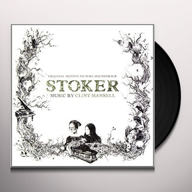 Clint  Mansell STOKER Vinyl Record