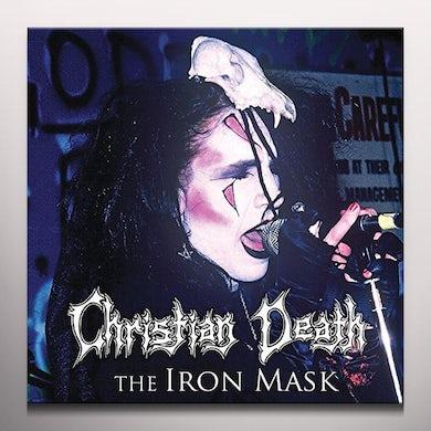 Christian Death IRON MASK Vinyl Record