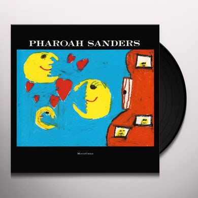 Pharoah Sanders MOON CHILD Vinyl Record